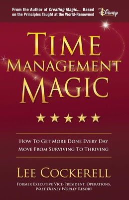 "The editor of CCO Magazine would like to draw readers' attention to a ""New Time Management Book""  by Former Disney Executive Lee Cockerell Ensures People Keep Their Whole Life Under Control."