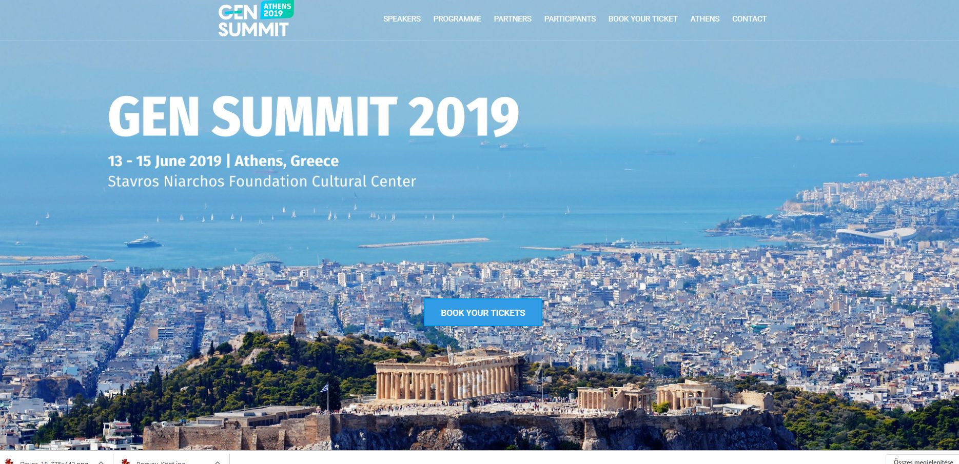 eCCO Magazine recommend the Ninth Annual GEN Summit - the leading editorial conference organised by the Global Editors Network in Athens, GR, from 13 - 15 June