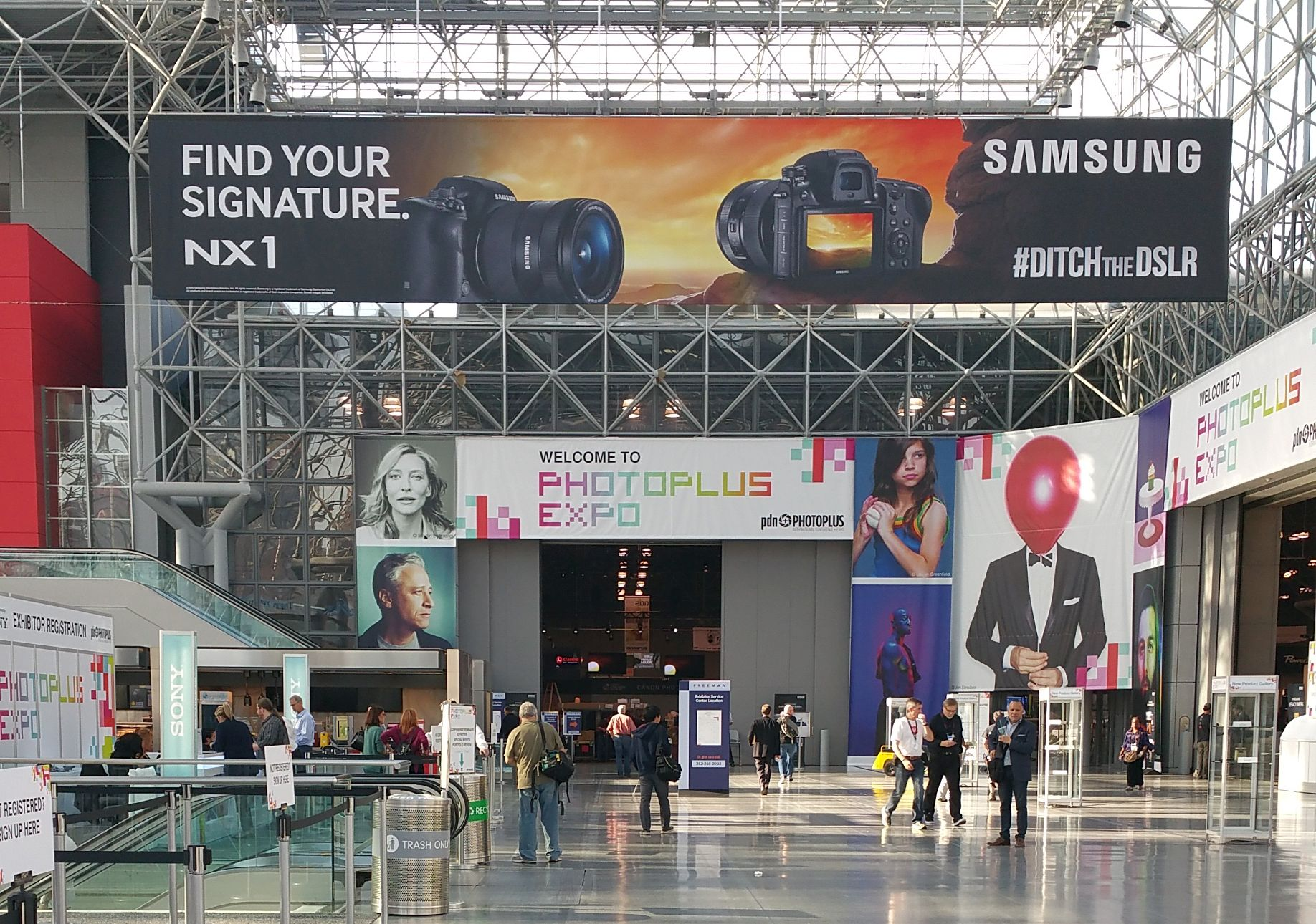 North America's Largest Photography Show Expands Overall Size with 100,000 Square Feet of Exhibit, Conference and Special Event Space Including 250 Exhibitors and 75 First-Time Exhibitors