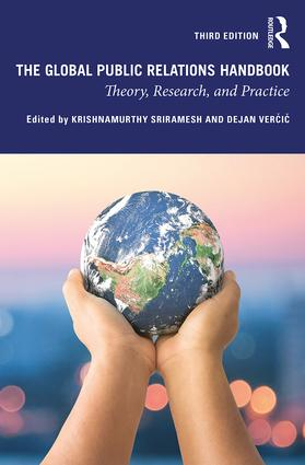 The editor of the eCCO Magazine offers a book to readers: The Global Public Relations Handbook - Edited by Dejan Verčič and Krishnamurthy Sriramesh.