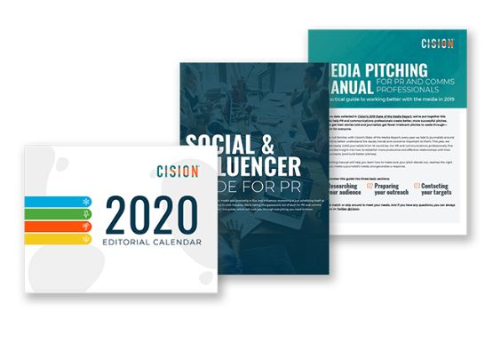 "The editor of CCO Magazine would like to draw readers' attention to the possibility presented by CISION: ""Grow your PR Presence for 2020""."